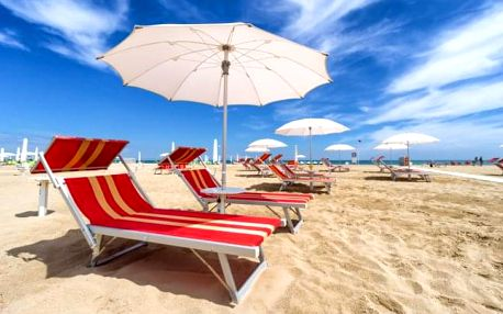 Benátsko na 8 dní v Residence Fontana blízko pláže v apartmánech až pro 5 osob