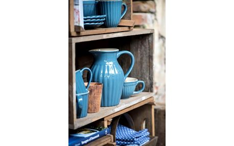 IB LAURSEN Džbán Mynte Cornflower 1,7 l, modrá barva, keramika