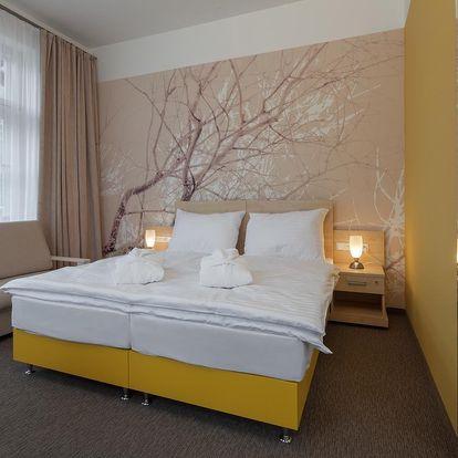 Janské Lázně: Lázeňský hotel Terra