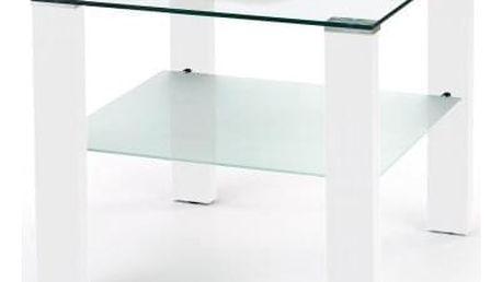 Simple H kwadrat - Konferenční stolek (bílá)