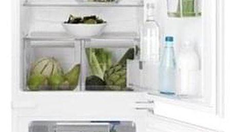 Chladnička s mrazničkou Electrolux ENN2874CFW bílá