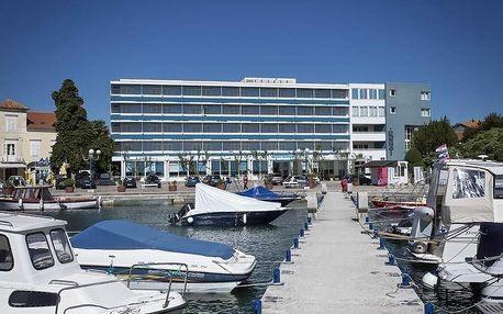Chorvatsko - Severní Dalmácie na 8 dnů, plná penze