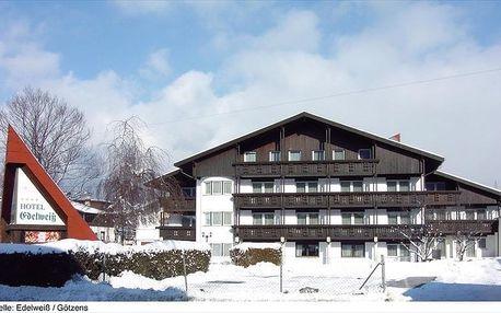 Hotel Edelweiss v Götzens, Tyrolsko