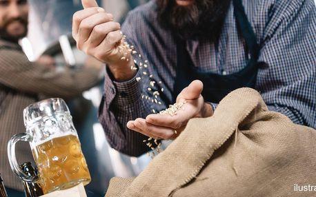 Exkurze do Jarošovského pivovaru s ochutnávkou