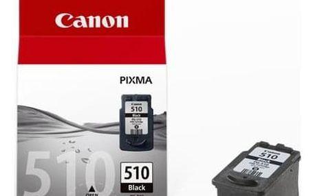 Originální černá cartridge Canon PG-510