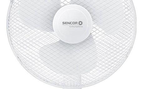Sencor SFE 3027WH bílý