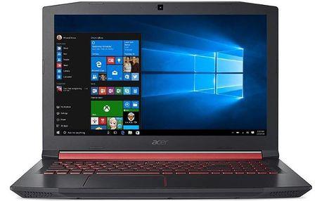 "Notebook Acer Nitro 5 (AN515-42-R5ZY) černý (R5-2500U, 8GB, , 256+1000GB, 15.6"", Full HD, bez mechaniky, AMD RX 560X, 4GB, BT, CAM, W10 Home ) (NH.Q3REC.007)"