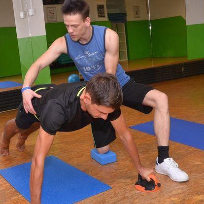 Funkční fitness trénink s diagnostikou těla