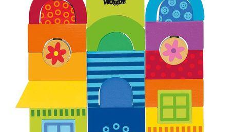 "WOODY Rainbow ""Můj dům"""