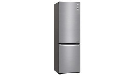 Chladnička s mrazničkou LG GBB61PZJZN nerez