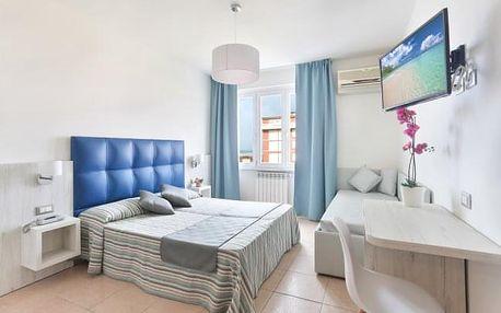 Toskánsko: 8 dní v Hotelu Nuovo Tirreno *** 200 m od pláže + snídaně a wellness