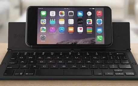 Kapesní bluetooth klávesnice pro tablet i mobil