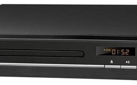 DVD přehrávač Sencor SDV 2512H černý (35048606)
