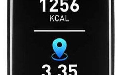 Fitness náramek Niceboy X-Fit GPS černá (xfit-gps)