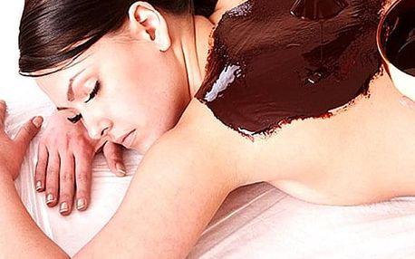Čokoládová nebo medová masáž + kosmetická péče v salonu Merelin.
