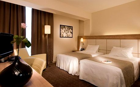 Miláno pohodlně z hotelu DoubleTree ze sítě hotelů Hilton ****