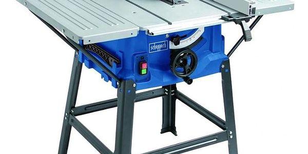 Pila stolní Scheppach HS 100 S Special Edition s pilovým kotoučem 48Z navíc2
