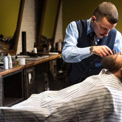 BarberShop13: chlapecký střih i servis pro pány
