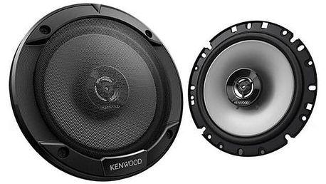 KENWOOD KFC-S1766 černý/stříbrný (KFC-S1766)