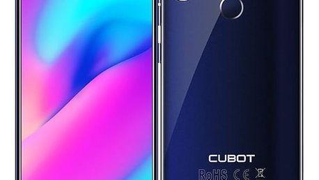 Mobilní telefon CUBOT J3 Pro Dual SIM modrý (PH3914)