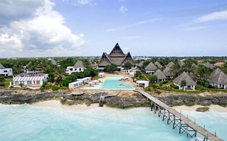 Zanzibar - Nungwi na 10 dní, polopenze s dopravou letecky z Prahy