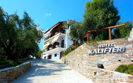 Řecko - Apartmán Kalifteri (Magnesia) na 13 dní, bez stravy s dopravou autobusem