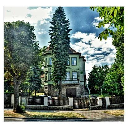 Teplice: Hotel Green House