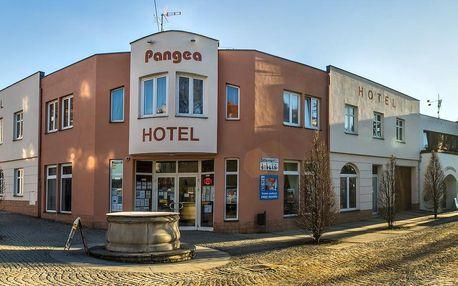 Telč: Hotel Pangea