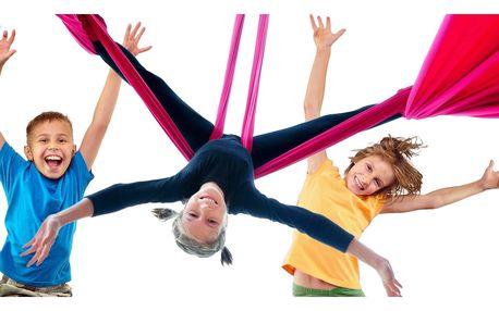Kreativní akrobatické dopoledne pro děti 6–15 let