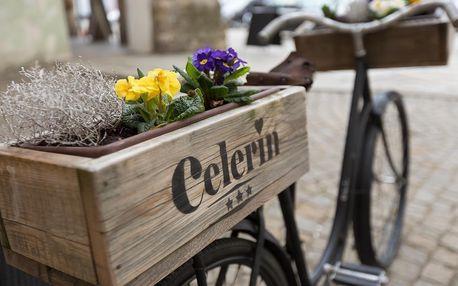 Telč: Hotel Celerin