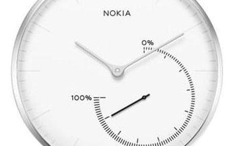 Nokia Activité Steel černé/bílé (HWA01-White-All-Inter)