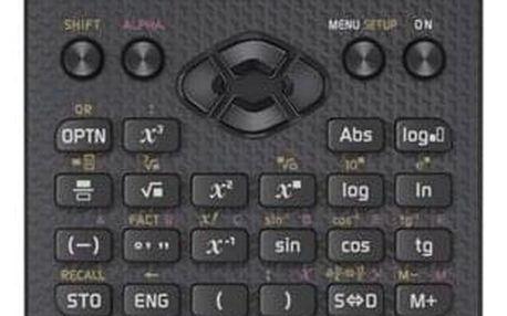 Kalkulačka Casio FX 350 CE X černá (FX 350 CE X)