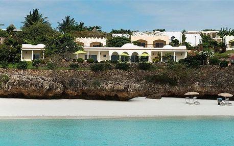 Zanzibar - Nungwi na 10 dní, all inclusive s dopravou letecky z Prahy