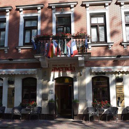 Teplice: Avenida Park Hotel