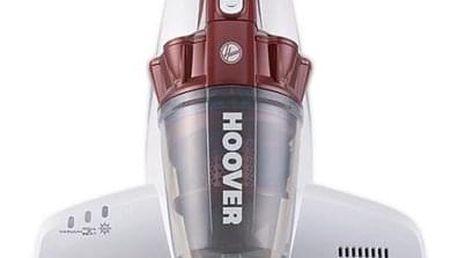 Vysavač ruční Hoover Ultra Vortex MBC500UV bílý/vínový