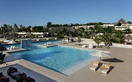 Zanzibar - Gold Zanzibar Beach House na 9 dní, polopenze s dopravou letecky z Prahy