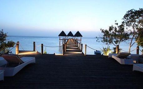 Zanzibar - Pwani Mchangani na 9 dní, polopenze s dopravou letecky z Prahy