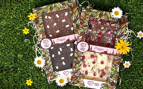 Pecka pro čokoholiky: muzeum a výroba čokolády