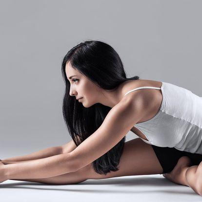 1 lekce nebo permanentka na jógu