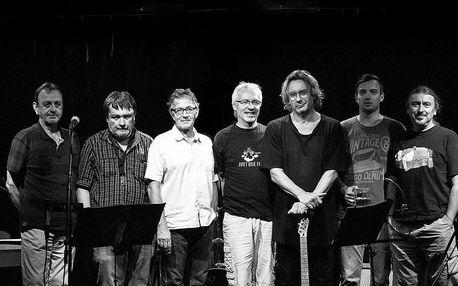 Koncert kapely Olin Nejezchleba & Kybabu