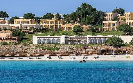 Zanzibar - Nungwi na 9 dní, all inclusive s dopravou letecky z Prahy, přímo na pláži