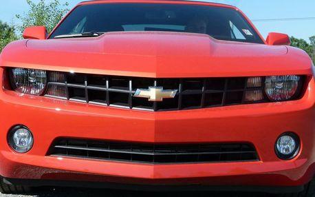 Chevroletu Camaro na půl dne