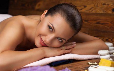 Diamond balíček: thajská masáž i hubnoucí zábal