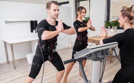 20minutový X-Body trénink s osobním trenérem