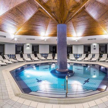 Parádfürdő, Erzsébet Park Hotel*** v krásné přírodě s neomezeným wellness, Eger, Maďarsko