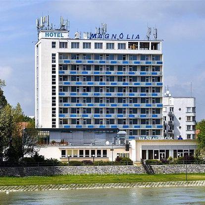 Slovensko - Piešťany na 4 až 5 dní, polopenze s dopravou vlastní