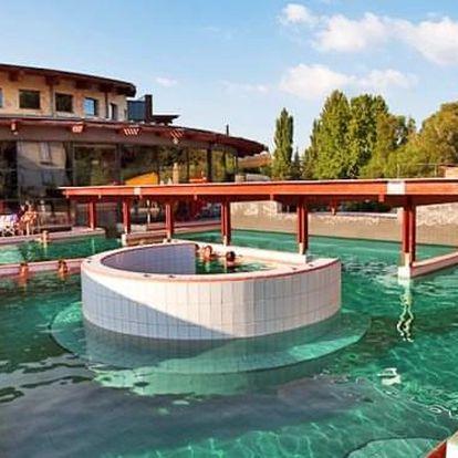 Györ, Hotel Raba City Center*** wellness a vstupem do termálních lázní, Győr, Maďarsko