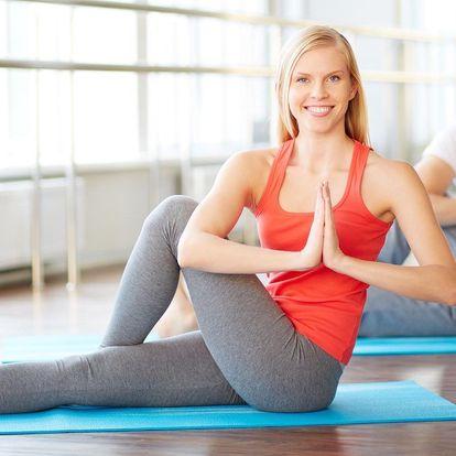 Jógový víkend v Žatci: pobyt s lekcemi i wellness