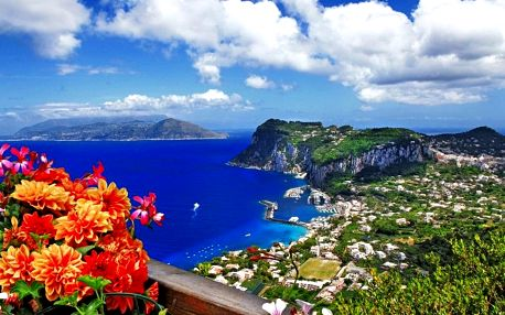 Jižní Itálie od Říma po Capri s výstupem na Vesuv, Itálie