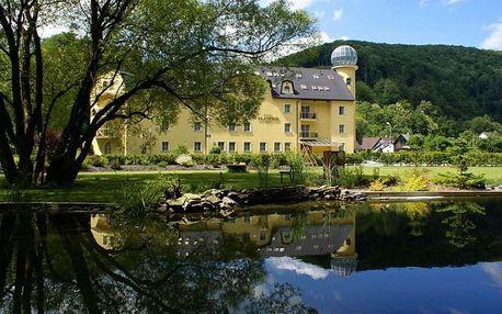 Letní pobyt v Hotelu Akademie na Hrubé Vodě